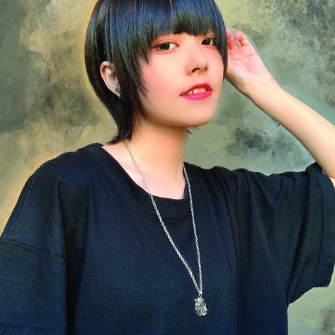 チェーン→60cm(太)