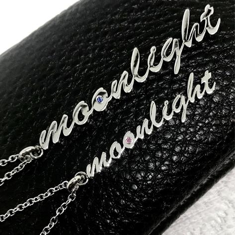 【New】moonlightネックレス 『スペシャルイベント参加希望のお客様専用』