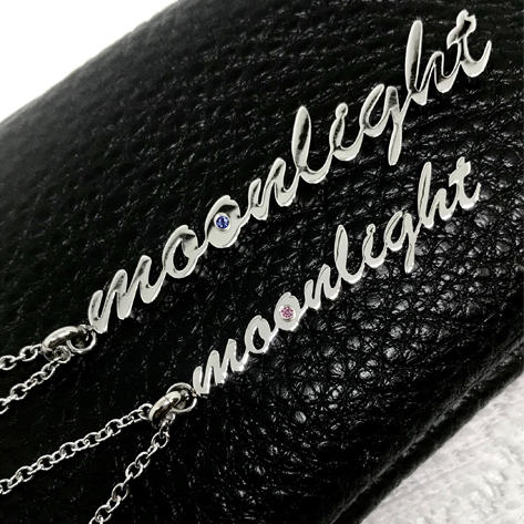 【New】moonlightネックレス 『スペシャルイベント参加希望のお客様専用』※ 12/2(sun)イベント参加受付け終了!!