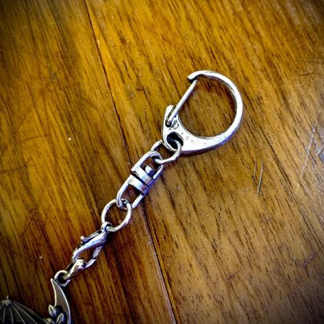 ★先着50名様の特典『キーホルダーパーツ』お仕事などでネックレスをつけられないお客様におすすめです!※画像のペンダントは月光華ファーストコレクションのペンダントです。